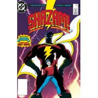 SHAZAM A NEW BEGINNING 30TH ANNIV DLX ED HC - Dann Thomas, Roy Thomas