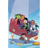 TEEN TITANS GO TP VOL 04 SMELLS LIKE TEEN SPIRIT - Heather Nuhfer, Paul Morris...