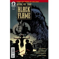 RISE OF THE BLACK FLAME #1 (OF 5) - Mike Mignola, Chris Roberson