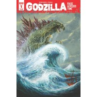 GODZILLA RAGE ACROSS TIME #1 (OF 5) 2ND PTG - Jeremy Robinson, Matt Frank