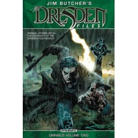 JIM BUTCHER DRESDEN FILES OMNIBUS TP VOL 02 - Jim Butcher, Mark Powers