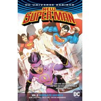 NEW SUPER MAN TP VOL 02 COMING TO AMERICA (REBIRTH) - Gene Luen Yang