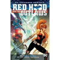 RED HOOD & THE OUTLAWS TP VOL 02 WHO IS ARTEMIS (REBIRTH) - Scott Lobdell
