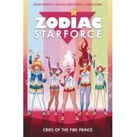 ZODIAC STARFORCE TP VOL 02 CRIES OF THE FIRE PRINCE - Kevin Panetta