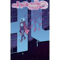 SHADE THE CHANGING GIRL TP VOL 02 LITTLE RUNAWAY (MR) - Cecil Castellucci