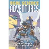 ATOMIC ROBO PRESENTS REAL SCIENCE ADVENTURES TP VOL 02 - Brian Clevinger