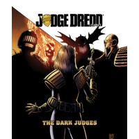 JUDGE DREDD CLASSICS DARK JUDGES TP - John Wagner, Alan Grant