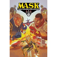 MASK MOBILE ARMORED STRIKE KOMMAND TP VOL 02 RISE OF VENOM - Brandon Easton, D...