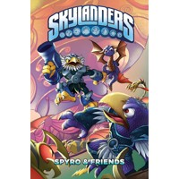 SKYLANDERS SPYRO & FRIENDS HC - Ron Marz, David Rodriguez