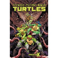 TMNT DIMENSION X TP - Paul Allor, Ulises Farinas, Ryan Ferrier