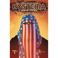 DIVIDED STATES OF HYSTERIA TP (MR) - Howard Chaykin