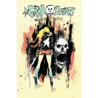 GRRL SCOUTS MAGIC SOCKS TP (MR) - Jim Mahfood