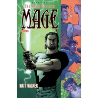 MAGE TP BOOK 02 HERO DEFINED VOL 03 - Matt Wagner