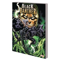 BLACK PANTHER BY HUDLIN TP VOL 02 COMPLETE COLLECTION - Reginald Hudlin