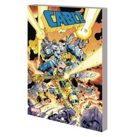 CABLE NEMESIS CONTRACT TP - Joe Casey, Karl Bollers, Michael Higgins, Terry Ka...