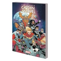 MIGHTY CAPTAIN MARVEL TP VOL 02 BAND OF SISTERS - Margaret Stohl