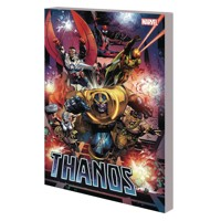 THANOS TP VOL 02 GOD QUARRY - Jeff Lemire