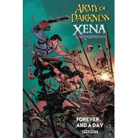 ARMY OF DARKNESS XENA FOREVER AND A DAY TP - Scott Lobdell