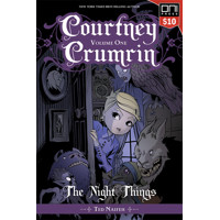 COURTNEY CRUMRIN GN VOL 01 NIGHT THINGS - Ted Naifeh