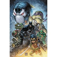 BATMAN TEENAGE MUTANT NINJA TURTLES II #1 (OF 6) - James TynionIV