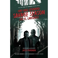HAP & LEONARD SAVAGE SEASON TP - Joe R. Lansdale