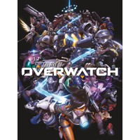 ART OF OVERWATCH HC