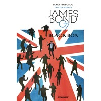 JAMES BOND BLACK BOX HC - Ben Percy