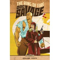 DOC SAVAGE RING OF FIRE TP - David Avallone