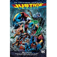 JUSTICE LEAGUE TP VOL 04 ENDLESS (REBIRTH) - ryan Hitch, Shea Fontana, Tom DeF...