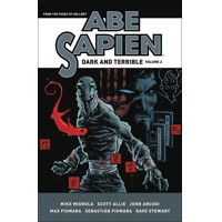 ABE SAPIEN DARK & TERRIBLE HC VOL 02 - Mike Mignola, Scott Allie