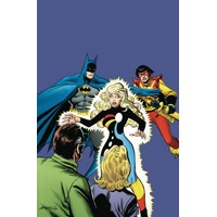 BATMAN & THE OUTSIDERS HC VOL 02 - Mike W. Barr