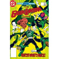 GREEN LANTERN CORPS HC VOL 01 BEWARE THEIR POWER - Steve Englehart, Alan Moore