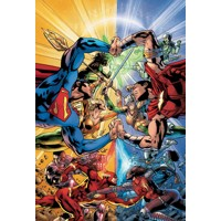 JUSTICE LEAGUE TP VOL 05 LEGACY REBIRTH - Bryan Hitch