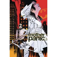 MOTHER PANIC TP VOL 02 UNDER HER SKIN (MR) - Jody Houser, Jim Krueger