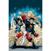 YOUNG JUSTICE TP BOOK 02 - Peter David