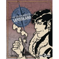 CORTO MALTESE GN GOLDEN HOUSE OF SAMARKAND - Hugo Pratt