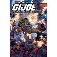 GI JOE A REAL AMERICAN HERO TP VOL 19 - Larry Hama