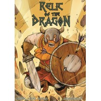 RELIC OF THE DRAGON HC - Adrian Benatar
