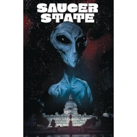 SAUCER STATE TP - Paul Cornell