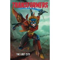 TRANSFORMERS WINDBLADE LAST CITY TP - Mairghread Scott