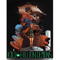 KILL 6 BILLION DEMONS TP VOL 02 (MR) - Tom Parkinson-Morgan