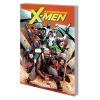 ASTONISHING X-MEN BY CHARLES SOULE TP VOL 01 LIFE OF X - Charles Soule