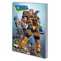 CABLE & X-FORCE TP ONSLAUGHT RISING - Jeph Loeb