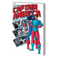 CAPTAIN AMERICA TP ADVENTURES OF CAPTAIN AMERICA - Fabian Nicieza, Karl Kesel