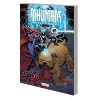 INHUMANS ONCE AND FUTURE KING TP - Christopher Priest, Ryan North