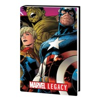 MARVEL LEGACY HC - Jason Aaron, Robbie Thompson, Various