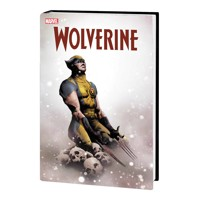 WOLVERINE GOES TO HELL OMNIBUS HC - Jason Aaron