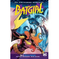 BATGIRL TP VOL 02 SON OF PENGUIN (REBIRTH) - Hope Larson, Vita Ayala