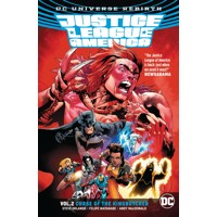 JUSTICE LEAGUE OF AMERICA TP VOL 02 KINGBUTCHER (REBIRTH) - Steve Orlando