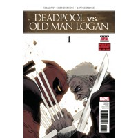 DEADPOOL VS OLD MAN LOGAN #1 až 5 (OF 5) - Declan Shalvey